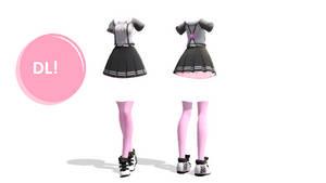 TDA Lolita outfit (+ D L !)