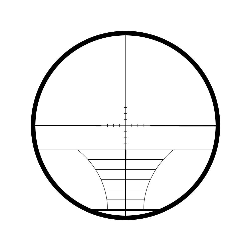 sniper crosshairs