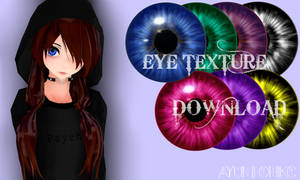 [MMD] Eye texture 1# DOWNLOAD