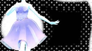Snow dress DL by AyumiOhiko