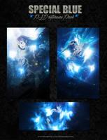 Special Blue PSD Ref. by GaraAgata