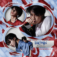 PACK PNG #O3 |TAEMIN (SHINee) by iAllNightBaby