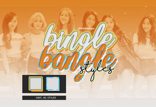 bingle bangle   Styles