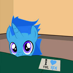 Something to say about somepony i love...