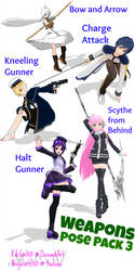 MMD Accessories favourites by Bindi-the-skunk on DeviantArt
