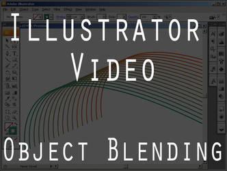 Illustrator - Object Blending