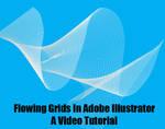Flowing Grids in Illustrator