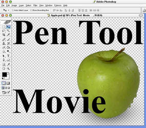 Pen Tool Movie by BarryKiddPhotography