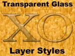 Luckys Transparent Glass