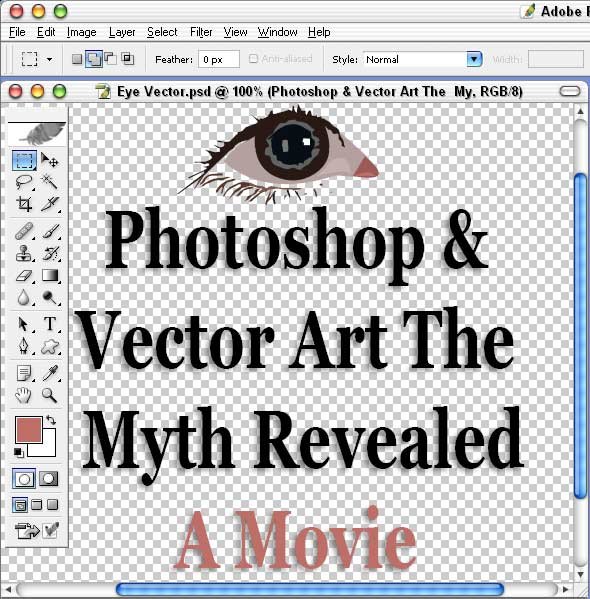 Vector Art - The Myth Revealed