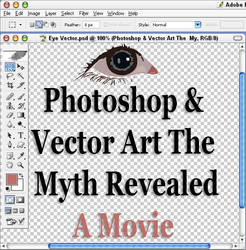 Vector Art - The Myth Revealed by BarryKiddPhotography