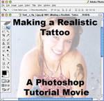 Making a Realistic Tattoo