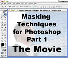 Masking for Photoshop Part 1 by BarryKiddPhotography