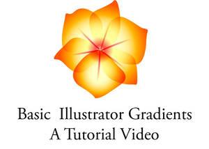 Basic Illustrator Gradients