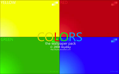 COLORS - The Wallpaper Pack