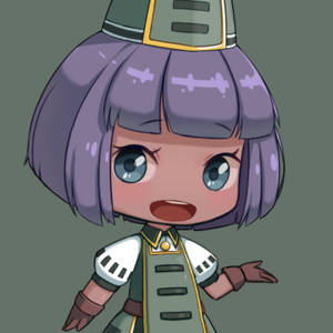 [Live2d] SD character02