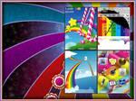 Rainbow Theme For Nokia