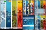 Four Elements Theme for Nokia