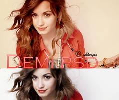 demi psd by goldiediva