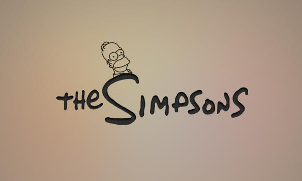 Simpsons Wallpaper by optiv-flatworms