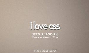 I Love CSS