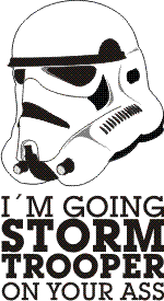 Storm Trooper Vector by greenmousa on DeviantArt