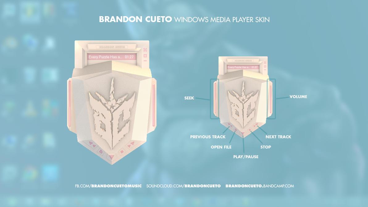 Brandon Cueto WMP skin by DonBranZ