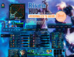 Championship Riven HUD League of Legends