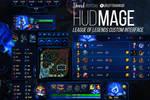 Mage HUD League of Legends