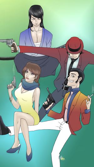 Lupin Four
