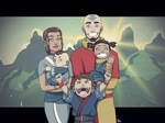 Not the Last Airbender: Aang and Katara's Family