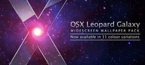 Leopard Galaxy Wallpaper Pack