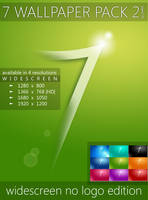 7 Wallpaper Pack 2 by zawir