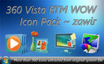 Vista RTM WOW PNG Icon Pack