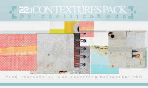 22 ICON textures by caotiicah