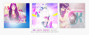 03 Katy Perry Icons