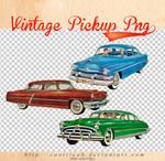 Vintage Pickup stock
