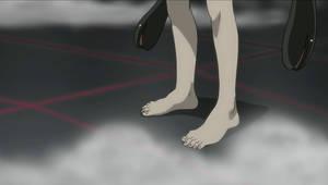 Medusa Gorgon's feet 4