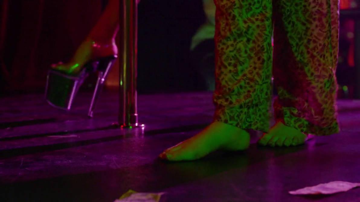 Wood evan feet rachel Marilyn Manson's