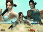 Cammy - Lara Croft mod