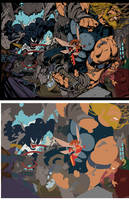 Mad_avengers FLATS by jotazombie