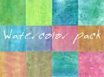 Watercolor pack