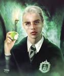 Draco Malfoy. ANIMATION