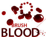 blood brush high quality by sanderndreca