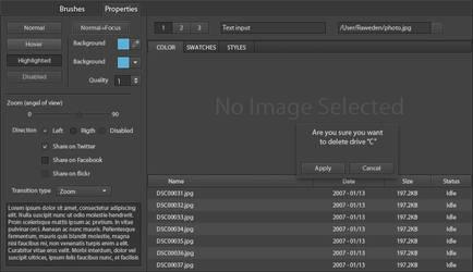 Create Suite 6 UI Kit