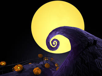 HALLOWEEN town's guest -click-