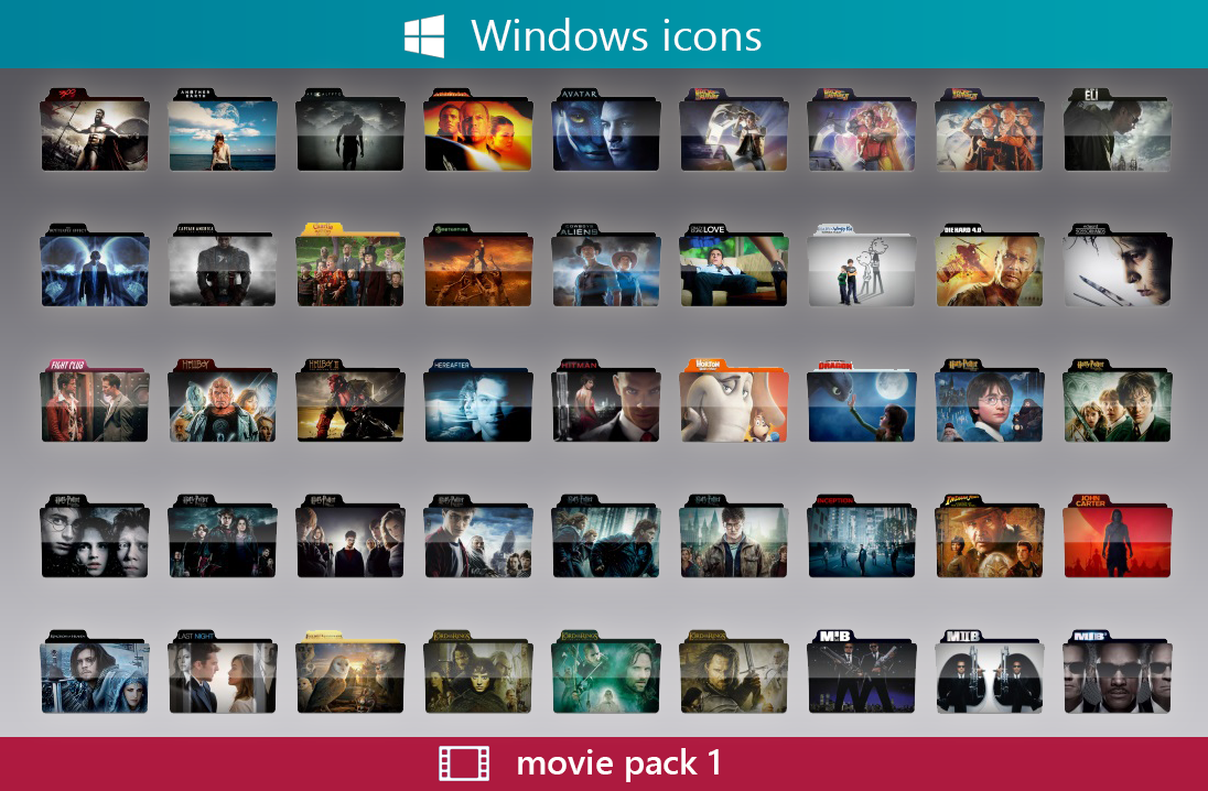 Back To The Future Folder Icon Pack By Gterritory On – Fondos de