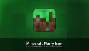 Minecraft Flurry Icon