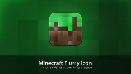 Minecraft Flurry Icon