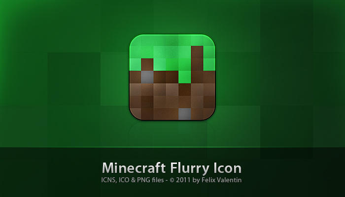 Minecraft Flurry Icon by Fel1x